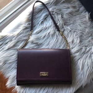 Kate Spade Chain link shoulder bag